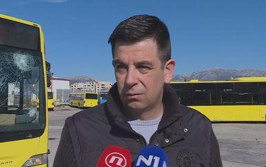 Vozač autobusa Hrvoje Uvodić (Foto: Dnevnik.hr)