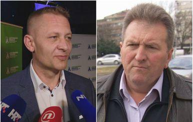 Krešo Beljak i Zlatko Fumić (Foto: Dnevnik.hr)