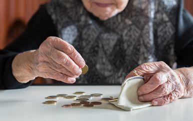 Umirovljenica (Ilustracija: Getty)