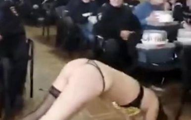 Striptizeta (Foto: Screenshot/Instagram)