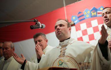 Don Damir Stojić (Foto: Petar Glebov/PIXSELL)