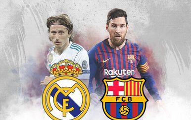 Real - Barcelona (Foto: GOL.hr)