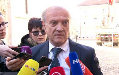 Ministar Dražen Bošnjaković (Foto: Dnevnik.hr)