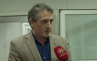 Dr. Edi Karuc, Odjel intenzivnog liječenja OB-a Zadar (Foto: Dnevnik.hr)
