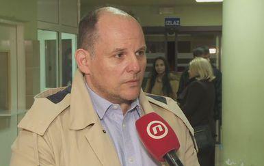 Domagoj Drenjančević, voditelj Odjela za kliničku mikrobiologiju