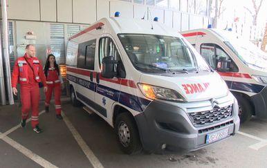 Štrajk najavili medicinski tehničari i vozači sanitetskog prijevoza