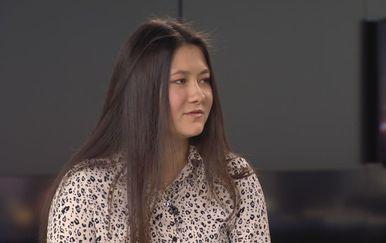 Lea Ming Li u Dnevniku Nove TV - 2