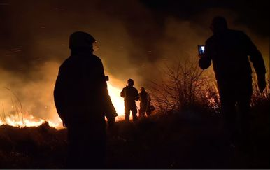 Veliki požar u Metkoviću - 3