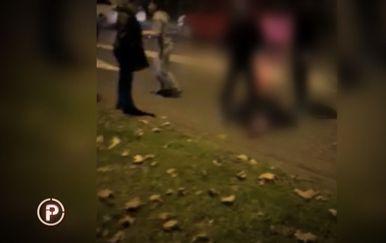 Provjereno donosi ekskluzivnu snimku nakon naleta auta na Aleksandra Bogdanovića