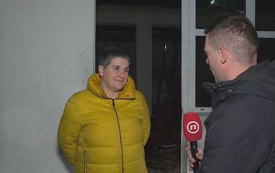 Marija Kezele, ravnateljica Srednje škole braća Radić, i Mario Jurič