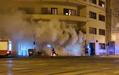Požar na uglu Šubićeve i Zvonimirove - 5