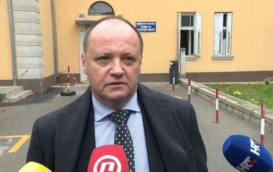 Ravnatelj KBC-a Rijeka Davor Štimac