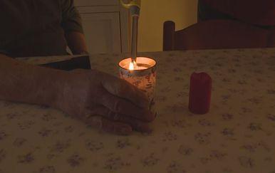 Paljenje svijeća