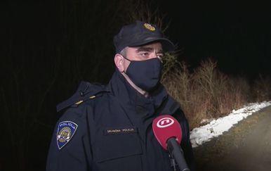 Domagoj Mikić i Alenko Vrđuka na granici - 2