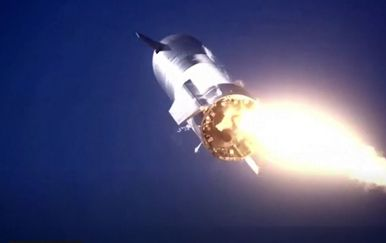 Space X: Eksplozija rakete - 1