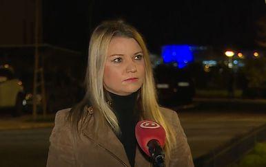 Jasna Karačić, predsjednica Hrvatske udruge za promicanje prava pacijenata