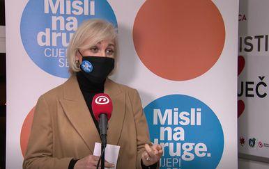 Marija Bubaš, voditeljica Službe za medicinu rada HZJZ-a
