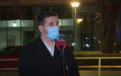 Tomislav Šuta, direktor Vodovoda i kanalizacije Split
