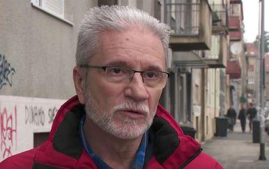 Krešimir Sever, predsjednik Nezavisnih hrvatskih sindikata