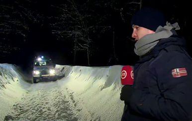 Domagoj Mikić na Zavižanu - 1