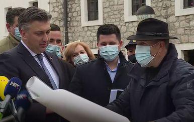 Plenković se upustio u raspravu o tunelima