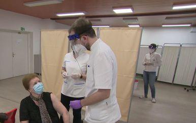 Druga faza cijepljenja u Zagrebu - 3