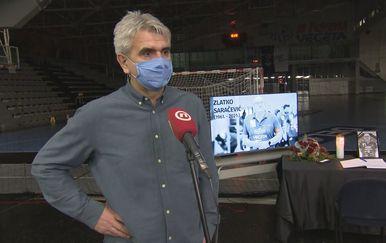 Goran Mrđen, bivši izbornik ženske rukomente reprezentacije