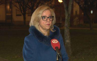 Nataša Ban Toskić, predsjednica Komore liječnika obiteljske medicine