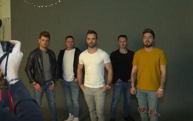 Photoshoot grupe Ljubavnici - 1