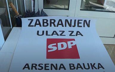 Imoćanin zabranio ulaz SDP-ovcima - 5