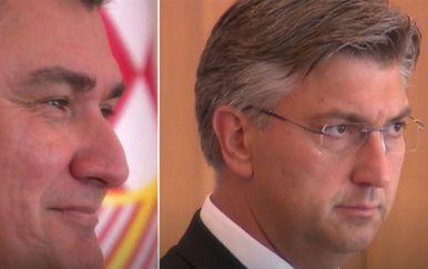 Plenković i Milanović sukobili se oko vrhovnog suda - 3
