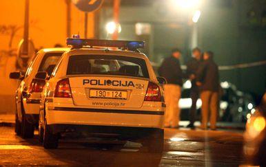 Policija (ilustracija: Dalibor Urukalovic/PIXSELL)