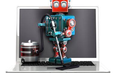 Čišćenje računala, ilustracija (Foto: Thinkstock)