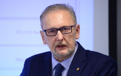 Davor Božinović (Foto: Marko Prpic/PIXSELL)