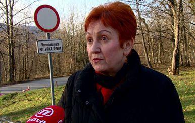 Antonija Dujmović, v. d. ravnateljice NP Plitvička jezera (Foto: Dnevnik.hr)
