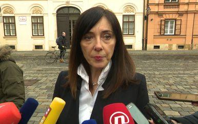 Blaženka Divjak (Foto: Dnevnik.hr)