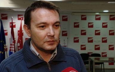 Arsen Bauk gost Dnevnika Nove TV (Foto: dnevnik.hr)