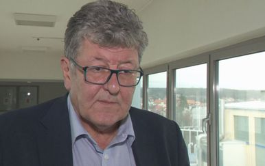 Prof. dr. sc. Ante Ćorušić, ravnatelj KBC-a Zagreb (Foto: Dnevnik.hr)