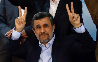 Mahmud Ahmadinedžad (Foto: AFP)