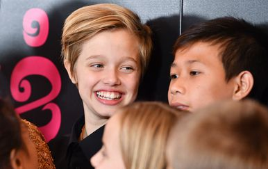 Shiloh Jolie Pitt (FOTO: Getty)