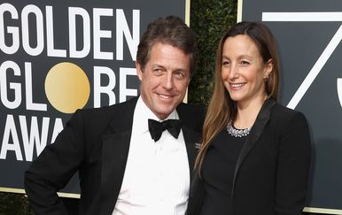 Hugh Grant i Anne Eberstein (Foto: Getty) - 1