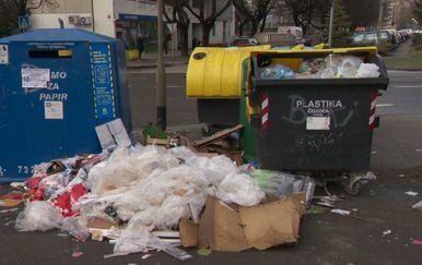 Novi način prikupljanja razvrstanog otpada (Foto: Dnevnik.hr) - 3
