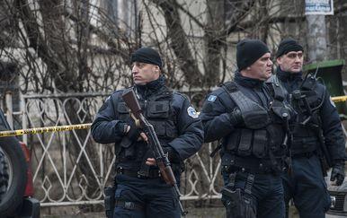 Kosovska policija (Foto: AFP)