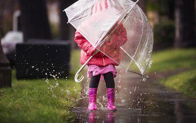 Kiša, ilustracija (Guliver/Thinkstock)