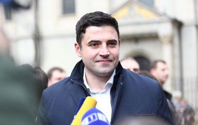 Davor Bernardić (Foto: Pixell)