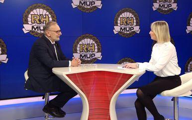 Davor Božinović gost Dnevnika Nove TV (Foto: Dnevnik.hr) - 1