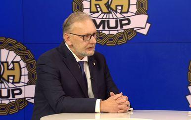 Davor Božinović gost Dnevnika Nove TV (Foto: Dnevnik.hr) - 2