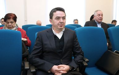 Slaven Milanović Litre (Foto: Sanjin Strukic/PIXSELL)