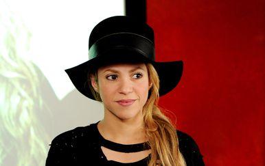 Shakira (FOTO: Getty)