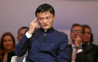 Jack Ma (Foto: WORLD ECONOMIC FORUM/swiss-image.ch/Jolanda Flubacher)